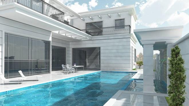 עיצוב בית יוקרתי קינן אדריכלות